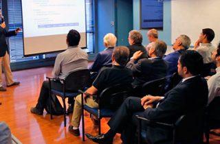 El encuentro tuvo por objetivo dar a conocer aspectos técnicos y jurídicos del período de postulación N° 2